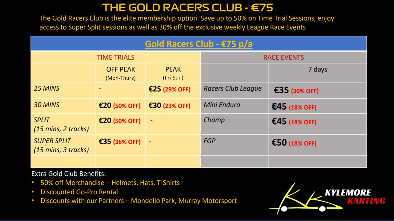 Gold Racers Club