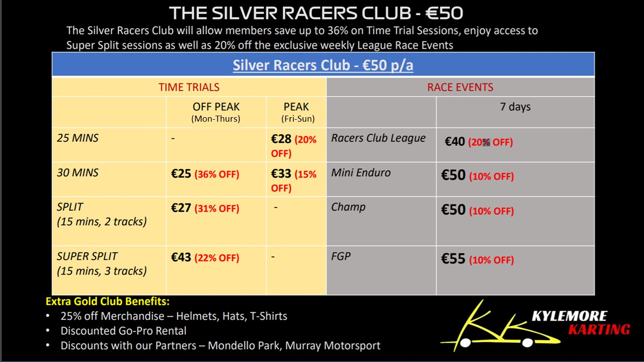 Silver Racers Club